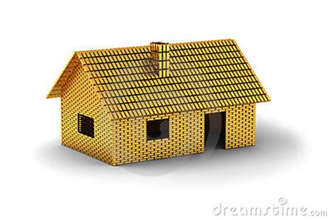 house of gold instrumental house of gold royalty free stock photography image 12307217