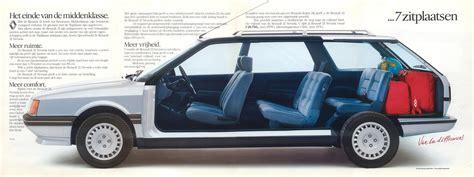 1988 renault 21 nevada gts retro rides