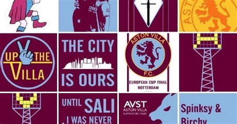 aston villa quiz book 2017 18 edition books these brilliant aston villa flags will be flying at villa