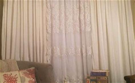 industrial chic curtains diy pipe curtain rod hometalk