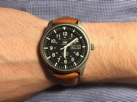 seiko 5 sports my automatic watches