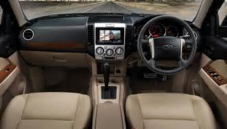 new ford everest 2014 interior autos weblog