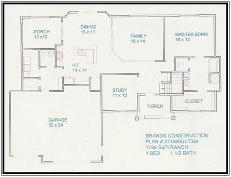 Free Floor Plan Website by House Floor Plans Free Woodworker Magazine