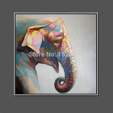 Handmade Paintings On Canvas - decorative handmade animal painting on canvas