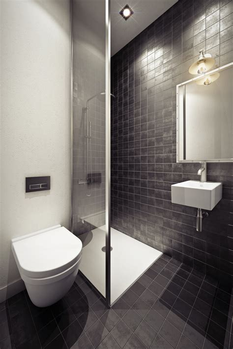 Tiny Bathrooms With Shower 3 Beautiful Homes 500 Square