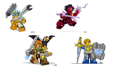 Lego Murah Block Space Wars Protagonist lego universe a closer look geekdad