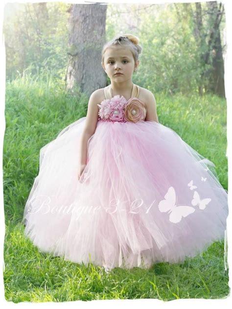 Dress Pink Tutu Flower pink flower dress pink and gold tutu dress pink tutu dress flower tutu dress