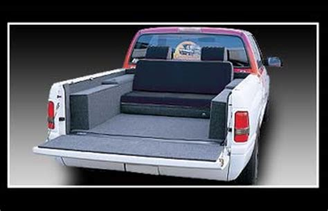 truck bed couch gaylords truck lids upholstered bedliners gaylords