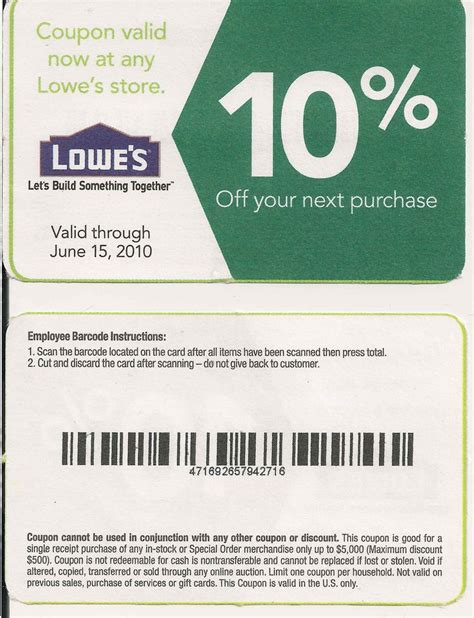 17 best ideas about lowes coupon on lowes