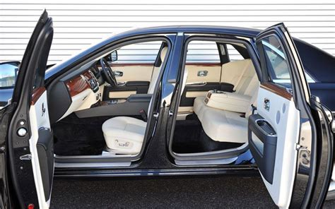 bentley ghost doors bentley bully rolls royce considering 600 hp ghost coupe