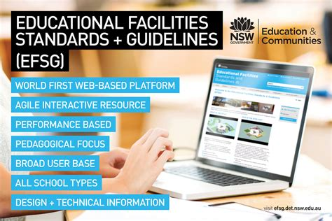 Design Guidelines For Educational Facilities | efsg educational facilities standards and guidelines