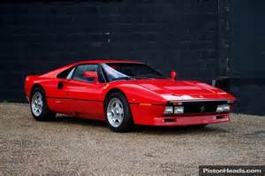 1984 288 Gto For Sale Used 288 Gto Cars For Sale With Pistonheads