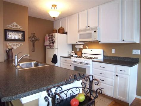 Painting Over Painted Kitchen Cabinets by 41 Best Images Of Painting Oak Kitchen Cabinets White
