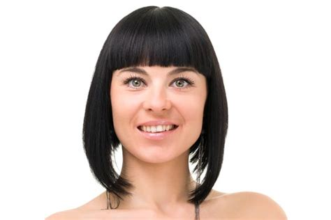 african american inverted bob haircut hairstyles weekly haircuts side view of curly wavy bob hairstyle hairstyles weekly