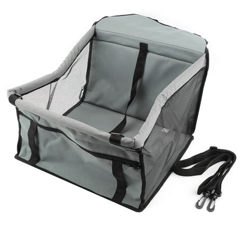 Foldable Pet Car Booster Seat Bag foldable pet cat car crate lookout booster seat bag