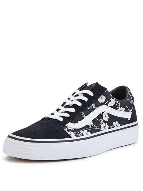 Vans Authentic Floral Premium Icc 17 best ideas about vans skool on vans
