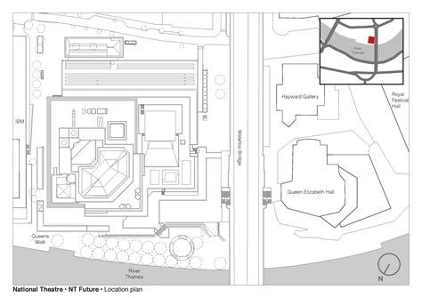 queen elizabeth theatre floor plan galeria de teatro nacional haworth tompkins 20