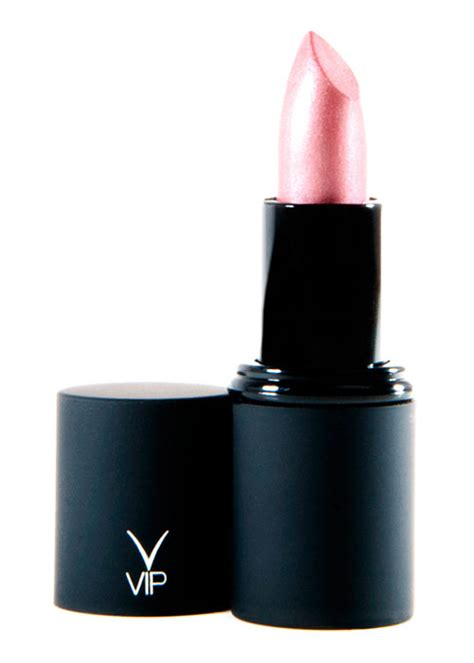 Cosmetics For Vips by Sheer Pink J Lo Inspired Pearl Mauve Lipomatic Lipstick