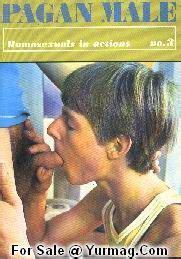 Homosexuals Gay Porn Magazines
