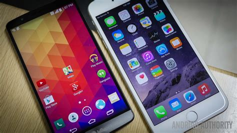 iphone 6 plus vs lg g3 look
