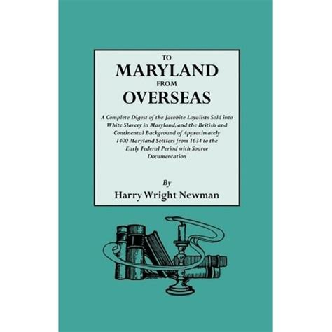 white servitude in maryland 1634 1820 classic reprint books to maryland from overseas 1985 edition open library
