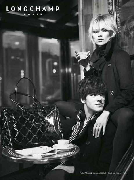 Kate Moss Gets For Donna Karans 2008 Caign by Cafe Fashion Ads Kate Moss Gaspard Ulliel For