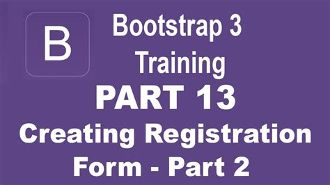 bootstrap tutorial for beginners versi on the spot bootstrap tutorial for beginners part 17 bootstrap