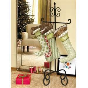 Christmas Stocking Floor Stand Girlshopes