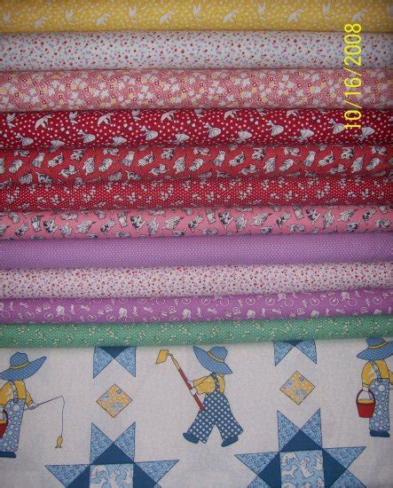 Everything But The Kitchen Sink Fabric Rjr Value Pack Everything But The Kitchen Sink 1930s Reproduction Fabric In 1 2 Yard Cuts
