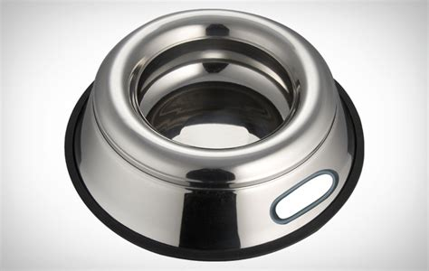 spill proof bowl stainless steel spill proof water bowl stylish no spill bowl modern and