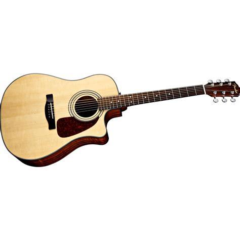Gitar Akustik Fender List fender cd140sce acoustic electric guitar musician s friend