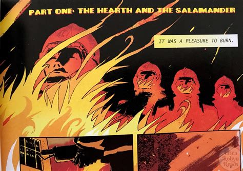 fahrenheit 451 graphic novel erica robyn reads graphic novel fahrenheit 451 by tim