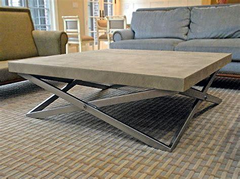 Mobius Coffee Table Custom Mobius Coffee Table Contemporary Living Room New York By Trueform Concrete