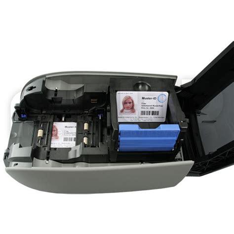 Printer Zebra P110i zebra p110i g 252 nstig kaufen kartendrucker plastikkarten drucker bei print id