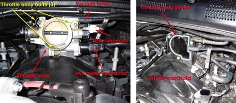 4 7 wacky idle fixed with new throttle position sensor