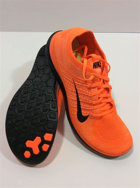 nike free knit 4 0 nike free 4 0 fly knit orange black sports n sports