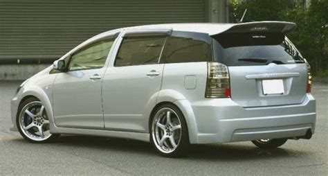 toyota wish bodykit singapore the ultimate toyota wish website modified toyota wish z