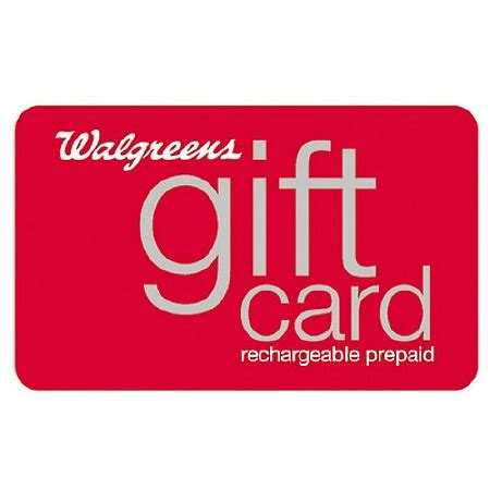 walgreens cards walgreens 100 rechargeable gift card walgreens