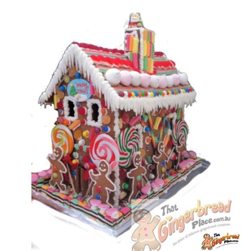The Gingerbread House In The Hansel And Gretel Gingerbread House