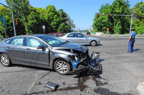 two car crash the recorder one hospitalized in two car crash in gill
