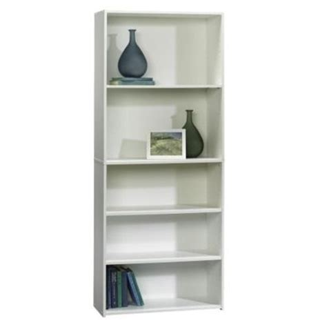 white bookcases target target room essentials 174 5 shelf bookcase white apartment polka dot fabric