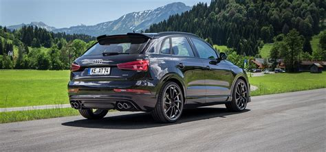 Audi Konfigurator Q3 by Audi Q3 Abt Sportsline