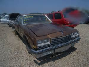 1980 Buick Lesabre For Sale Used Salvage Buick Lesabre 1980 For Sale Bridgeton Mo