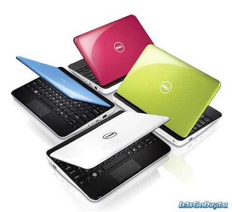 Laptop Dell Mini Dell Inspiron Mini Notebook Letsgodigital