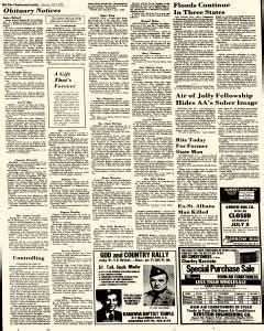 Charleston Gazette Records Charleston Gazette Newspaper Archives Jul 5 1975 P 6