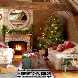 Christmas decorating ideas for fireplace 2015 christmas fireplace