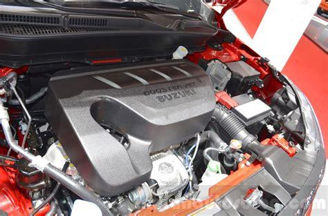 Suzuki Vitara Engine New Suzuki Sport To Better Power Weight Ratio