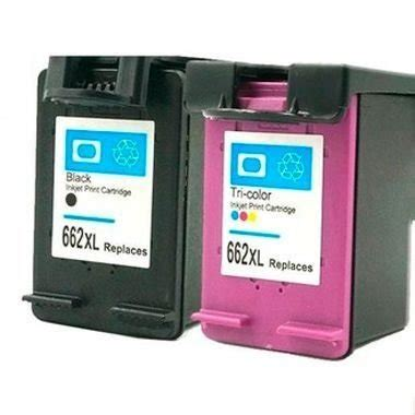 hp 22 2857 color kit de recarga cartucho de tinta ahorra en tinta kit cartucho hp 662xl preto 662xl color 2515 3515
