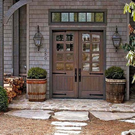 country style exterior doors 284 best exterior front door style images on