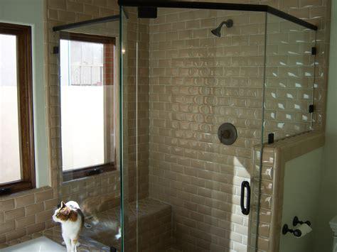 Unique Shower Doors Green S Shower Door Mirror Inc